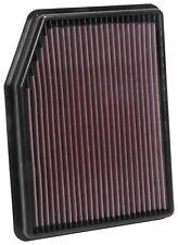 K&N Filters 33-5083 Air Filter Fits 19-20 Sierra 1500 Silverado 1500