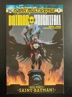 ⭐️ TALES from the DARK MULTIVERSE BATMAN KNIGHTFALL #1 (2019 DC Comics) VF/NM