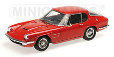 Maserati Mistral Coupé 1963 - red - 107123422 - Minichamps 1:18