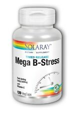Two-Stage Mega B-Stress Solaray 120 Caps