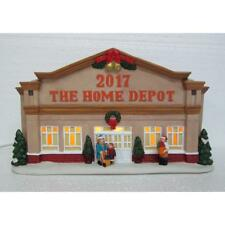 The Home Depot 2017 Building Store for your Christmas Village Set SKU 518 751