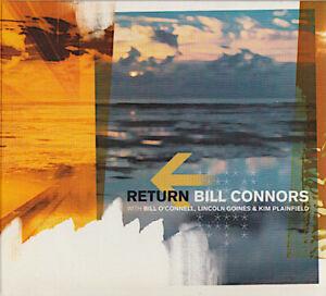 Bill Connors / Return (fusion guitarist)