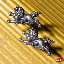 925 Silver Lion Cufflinks 1998 Metropolitan Museum of Art NYC Shop Merchandise
