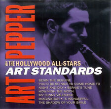 Art Pepper & The Hollywood All-Stars ‎– Art Standards
