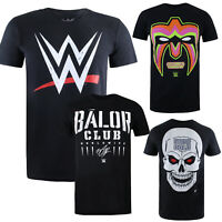 WWE Wrestling - OFFICIAL Mens T-Shirts - 20+ Designs - Sizes S-XXL