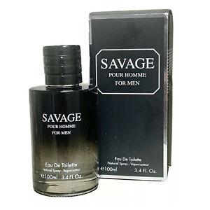Perfume For men wilderness light fragrance long lasting fragrance 3.4oz