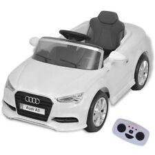 Vidaxl Voiture Électrique pour Enfants Télécommandée Audi A3 Blanc