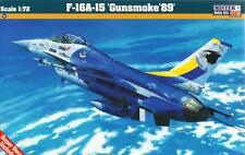 F-16 A-15 FIGHTING FALCON 'GUNSMOKE'89 (USAF SPECIAL MKGS) 1/72 MISTERCRAFT