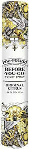 Before-You-Go Toilet Spray by Poo Pourri, 10 ml Original Citrus