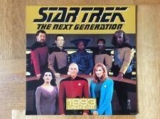 Star Trek - The next Generation (US-Kalender 1993)
