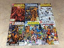 TITANS #19,20,21,22,23,24   LOT OF 6 NM COMIC 2000/2001 DC