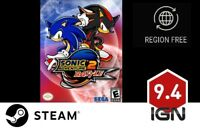 Sonic Adventure 2 [PC] Steam Download Key - FAST DELIVERY