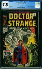 Doctor Strange #169 CGC 7.5 1969 1st in own title! Origin! Movie M3 374 cm clean