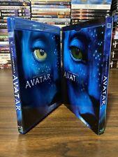 Avatar Blu ray DVD