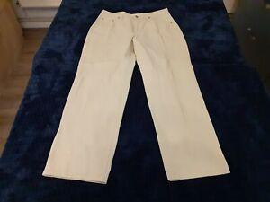 Mac Stella Damen Jeans Gr. 42/28 fast Neu Orig Farbe besch/braun wenig verwendet