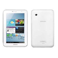 """Blanc 7"""" Samsung Galaxy Tab 2 GT-P3100 8GB Android Débloqué Tablet Téléphone 3G"""