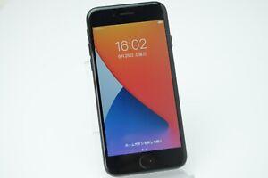 SIM FREE iPhone7 32G Black sim unlocked shipping from Japan No.162