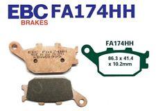 EBC Bremsbeläge Bremsklötze FA174HH HINTEN Honda CBR 600 RR3/RR4 03-04