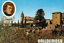 Spain Mallorca Baleares Valldemosa Chopin General view