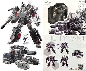Transformers Iron Factory IF-EX36 The Tyrant aka IDW Megatron brand new