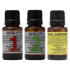 Supreme Nutrition Biofilms Three Pack