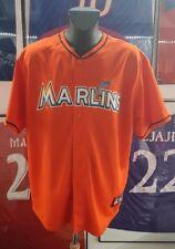 Maillot shirt jersey chemise mlb miami marlins NBA nfl mhl yankees baseball