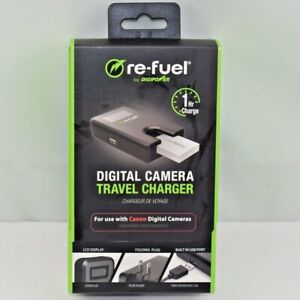 Digipower Re-Fuel Rf-Tc-55C Travel Chargers For Canon Digital Camera Battery