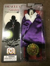 "Dracula Glow In The Dark 8"" Mego Figure Horror Sealed New"