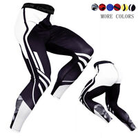 Men's Compression Pants Running Baselayer Cool Dry Sports Tights Camo Tight fit