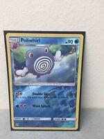 Pokemon Single Cards - Sun and Moon Base Set - 31/149 Poliwhirl Reverse Holo