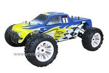 RH1002M Monster Truck Blade TS 1/10 Off road con Motore a Scoppio GO.18 a due ma