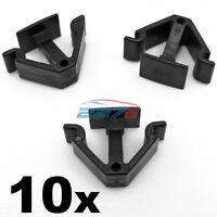 10x Headlining / Roof Lining Plastic Trim Clips for VW Transporter, Sharan etc