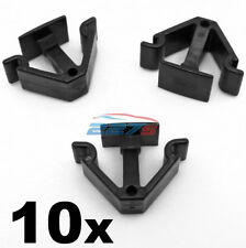 10x Headlining / Roof Lining Plastic Trim Clips for VW Transporter, Sharan etc