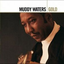 MUDDY WATERS - GOLD - 2CDS [CD]