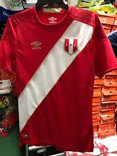 Peru Away Soccer Jersey Official World Cup 2018 For Men & Woman! Umbro