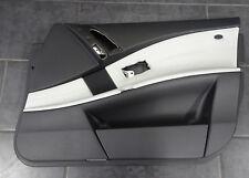 BMW 5er E60 E61 Türverkleidung Tür Beifahrertür Leder Merino Silverstone II