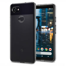 Spigen® Google Pixel 2 XL [Liquid Crystal] Slim Protection Clarity TPU Case