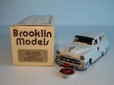 Brooklin 31-012 1953 Pontiac Sedan Delaivery, La vache qui rit 1-650.1/43