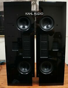 Martin Logan Fresco i speakers, 1 pr w/brackets. Lots of +ve review. $2,000 MSRP