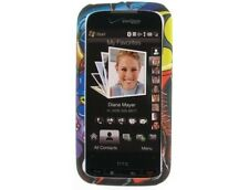 Two Piece Plastic Design Case Oni Tattoo For Verizon HTC Touch Pro 2