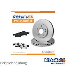 kfzteile24 | Bremsen Set Bremsscheiben + Bremsbeläge Hinterachse u.a. für Ford