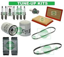 TUNE UP KITS for 02-04 I35 MAXIMA (3.5L): SPARK PLUGS, BELTS, PCValve & FILTERS