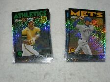 New listing 2021 Topps Series 2 Silver Pack CHROME 1986 - Buy More & Save More