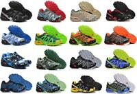New Men's Boy Speed cross 3 Athletic Running Sports Outdoor Hiking Camp Shoes