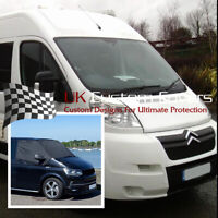 CITROEN RELAY MOTORHOME 2006 ON WINDSCREEN SCREEN FROST WRAP COVER 373 BLACK