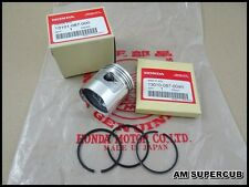 NOS Honda C70 CD70 CL70 CT70 ST70 CF70 SL70 ST70 XL70 Piston & Rings STD GENUINE