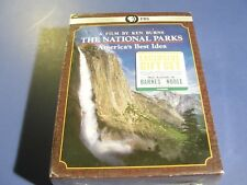 Ken Burns The National Parks America's Best Idea FACTORY SEALED (6) DVDs PBS
