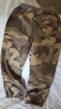 Nwt Oshkosh Mvp 95 Camo Polyester Fleece Sweatpants, Boy Size 8