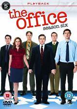The Office COMPLÈTE SAISON SEASON 6 [5x DVD] * NOUVEAU *