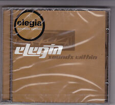 Elegia - Sounds Within - CD (F Communications 1999 France)